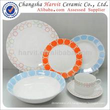 Turkish Porcelain Dinner Set