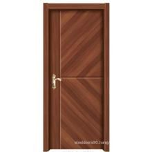 PU+HDF Molded Door (pH-Q038)
