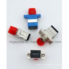 FC-Sc Metall Faseroptik-Adapter