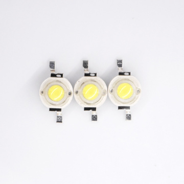 High Power 6000K weiße LED 110lm 350mA