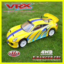4WD 1:10 rc car electric touring car,drift version,factory price.