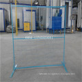Hot Dipped Galvanized Removable or Portable Temporary Construction Fence Panel