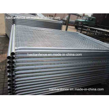 48mm Od. Heavy Duty Galvanized Temporary Fence Panel