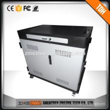 Station de charge de sécurité de chariot de chargement de Chromebook de Chine