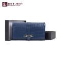 HEC Großhandel Mode Mädchen Geldbörsen Luxus Stil PVC PU Leder Material Geld Münze Kartenhalter Brieftaschen Für Frauen