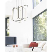Novel Design Aluminium LED Licht (AD15013-4A)