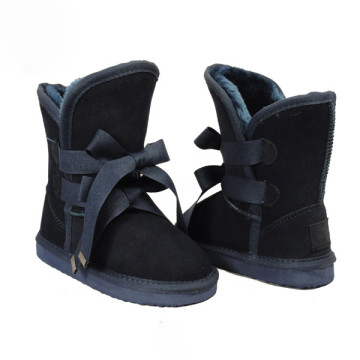 Fashionable New Wool Children's Boots