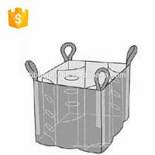 bolsa de plástico de impresión personalizada 1ton big bag