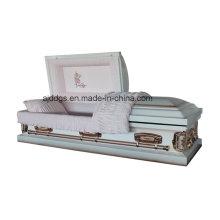 Blanc ombré cercueil Cooper (18138238)