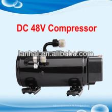 DC 48v voiture solaire voiture air conditionné couchette bus air conditionné portable 12v climatisation automobile électrique