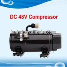 DC 48v солнечная энергия автомобиль кондиционер спящий автобус портативный кондиционер 12v автомобильный кондиционер электрический