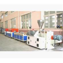 WPC-Verdrängungs-Linie, WPC-Verdrängungs-Maschine, WPC-Plastikplatten-Verdrängungs-Maschine