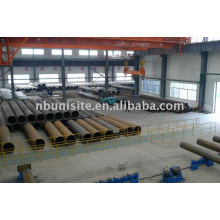 api 5l x52 pipe (with or without flanges)(USB-2-011)