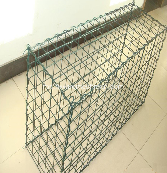Wire Basket Batu Gabion Wall
