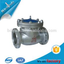 API 6D standard A216 WCB Swing Check valve 6 inch