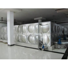Sectional Water Tank Rectangular Stainless Steel tank