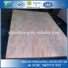18mm Pine Plywood