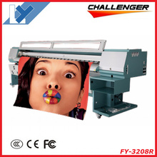 Infinity 3208r Large Format Digital Printer 3.2m Heavy Duty Solvent Inkjet Printer for Tarpaulin