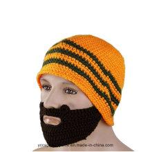 Hochwertige Bärtige Wolle gestrickte Hüte