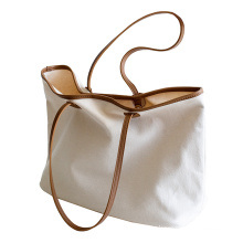 luxury large plain advertising printing cotton tote grocery shopping bag women canvas hand tote bags