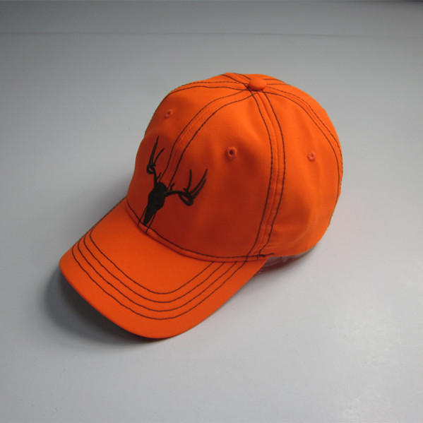 Fluorescent Orange Cap