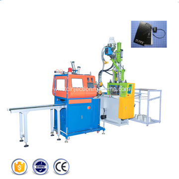 Automatic Garment Hang Tag Injection Molding Machine