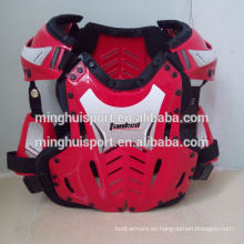 Protección del motocross Body Armor Motocross Gear Body Armour