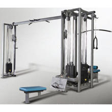 Professional Equipment Fitness Equipment Gym Equipment Commercial Multi-Jungle 5-Stack