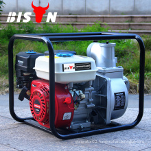 BISON China Taizhou CM82CX Moonlight 6.5hp 3 inch Strong Pump Case small Gasoline Engine Driven hydraulic Pump Fast Delivery