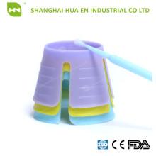 Purple Medical Dental Disposable Plastic Dappen Dishes 2016