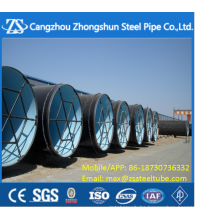 Big black diameter ssaw steel pipe importer China manufacture