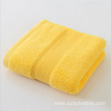 70x140cm Plain Terry Towel 100% Cotton Bath Towel
