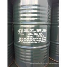 Trietanolamina CAS de la pureza más alta de la calidad el 99%: 102-71-6
