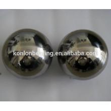 Boules de roulement en acier chromé g1000 / billes en acier