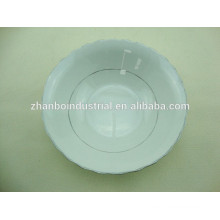 Wholesale Food Safety Porcelain Bowl with GGK for home use