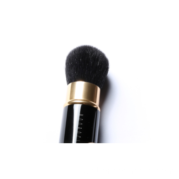 Ziegenhaar einziehbare Face Powder Make-up Pinsel