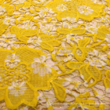 Dekorative Stoffe bedruckte Textilspitze