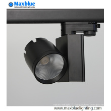 High CRI97 LED Track Lighting pour magasin de vêtements et chaînes