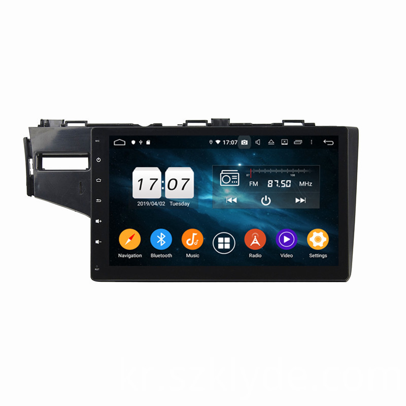 Android Multimedia bilstereo for Honda Fit
