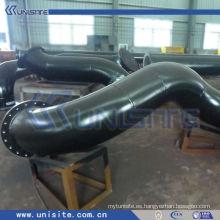 Tubo de chorro de agua de acero para la draga de la tolva de arrastre de succión (USC-3-007)
