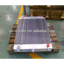 Масляный воздушный охладитель для воздушного компрессора