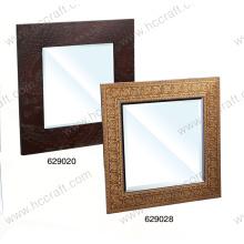 30X30cm espejo de plástico para la decoración