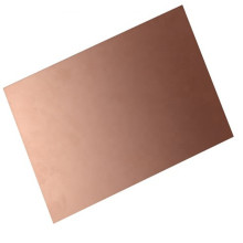 CCL Aluminium Base Kupferverkleidung Laminatplatte