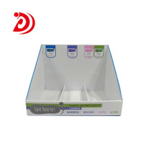 Strumpor PDQ display boxar