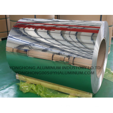 1050, 3003 Silver Polished Mirror Coil/Strip for Decoration, ceiling, Light