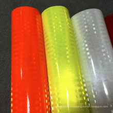 Acrylic High Intensity Grade Reflective vinyl sheeting