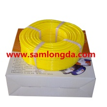 Yellow Colour Polyurethane PU Tube (PU1208)
