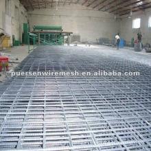 A36 Panel de acero soldado con refuerzo de refuerzo de acero