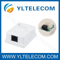 Surface Mount Box mit RJ45-Buchsen Single Port