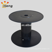 300mm plastic spool for wire packing snap hook design